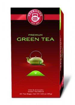 Teekanne Premium Green Tea Grüner Tee