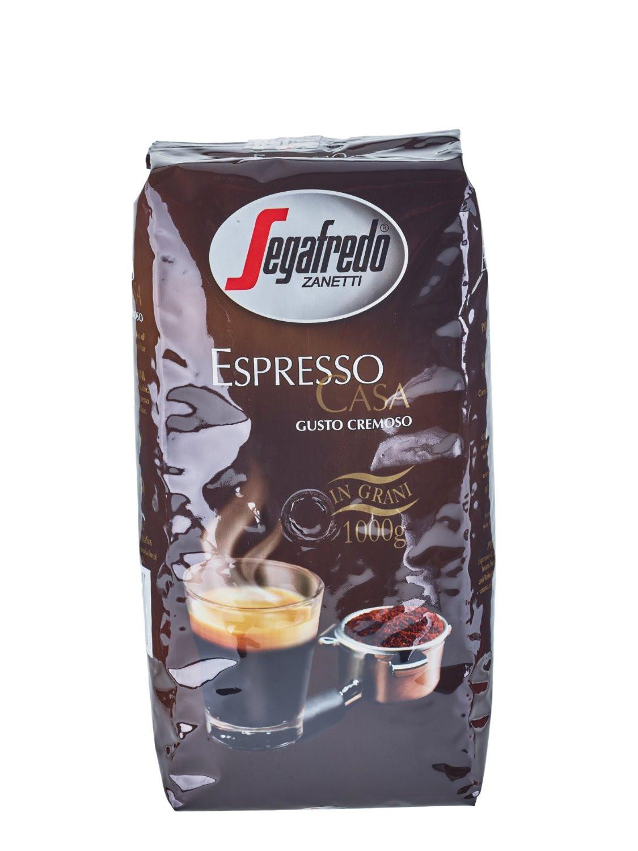 Segafredo Espresso Casa Gusto Cremoso in Garni
