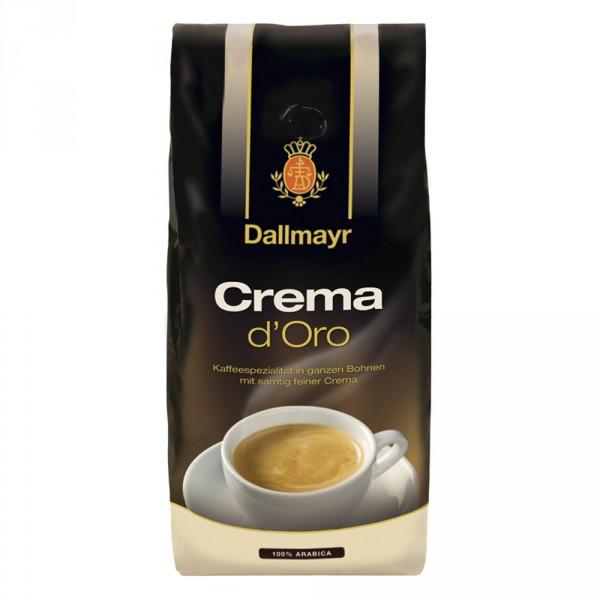 Dallmayr Crema d´Oro samtig fein und mild