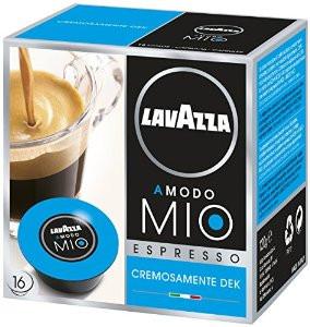 A Modo Mio Espresso Cremosamente Dek