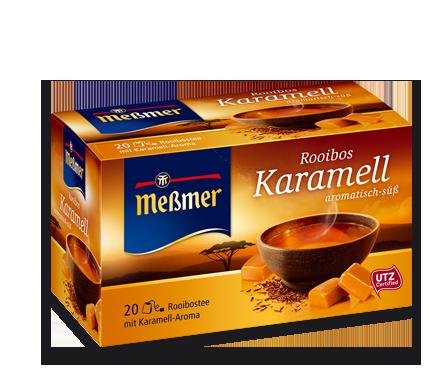 Meßmer Rooisbos Karamell