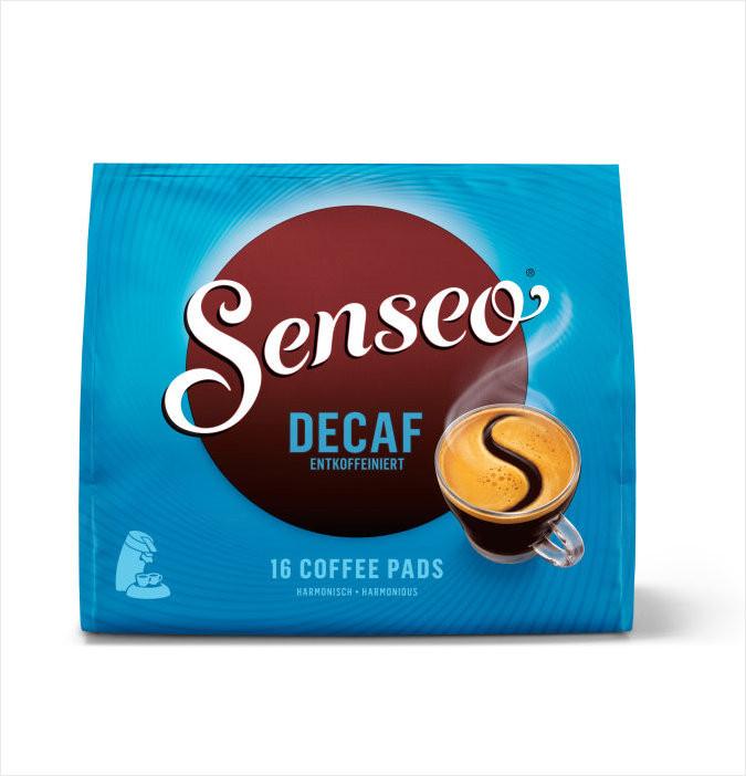 Senseo Kaffeepads Decaf