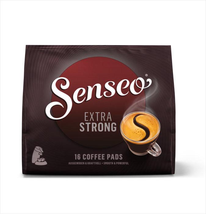 Senseo Kaffeepads extra strong