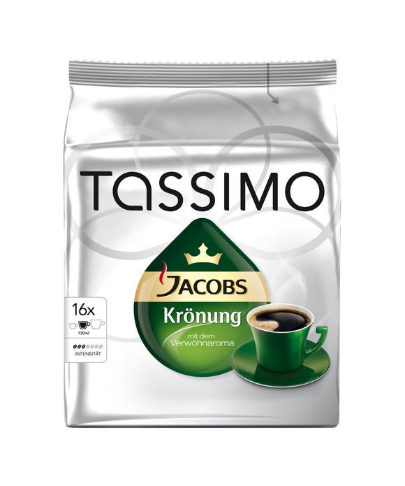 Jacobs Tassimo Krönung