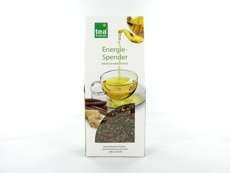 Tea-Friends Energie-Spender loser Tee