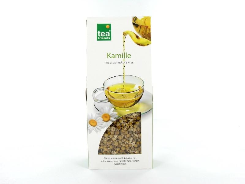 Tea-Friends Kamille loser Tee