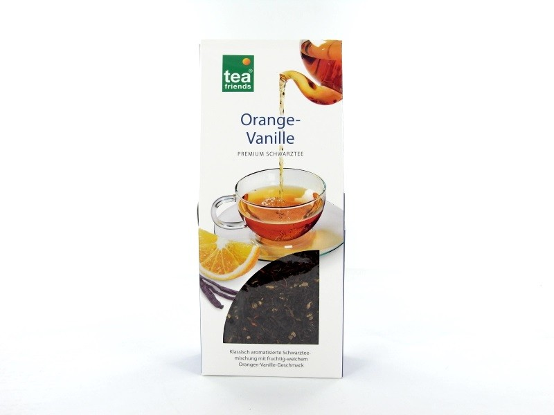 Tea-Friends Orange-Vanille loser Tee