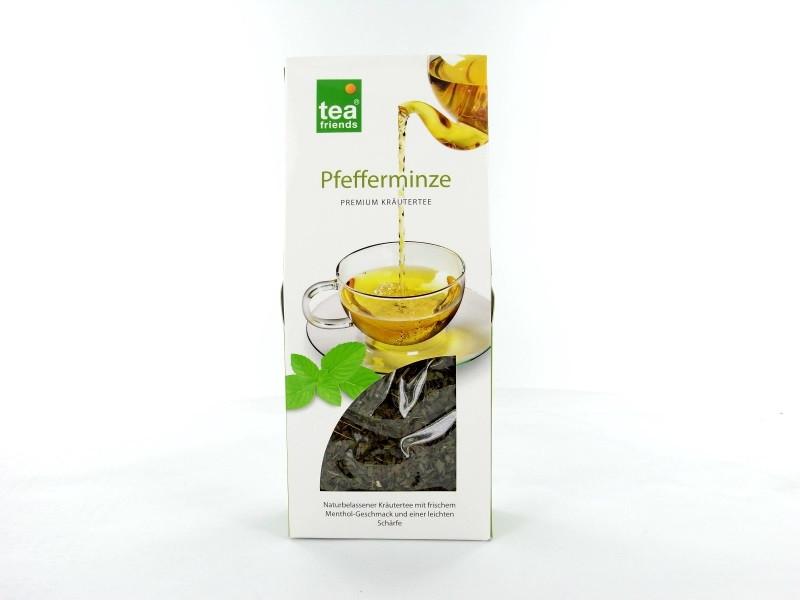 Tea-Friends Pfefferminze loser Tee