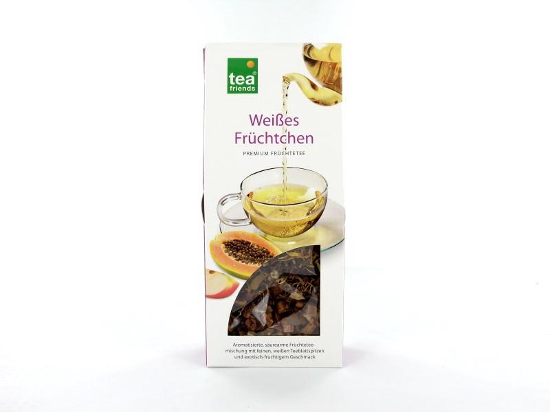 Tea-Friends Weißes Früchtchen  loser Tee