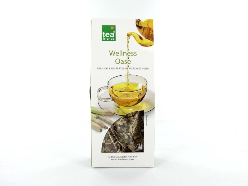 Tea-Friends  Wellness-Oase  loser Tee