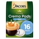 Jacobs Krönung Crema Pads mild, 16 Pads.