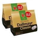 Dallmayr Classic 16 + 2 Pads