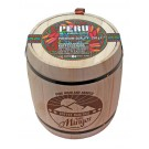 Minges Kaffeebohnen - Peru Hochland Arabica im Holzfass 250 g