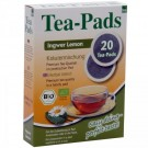 Tea-Friends Bio Ingwer-Lemon Tea-Pads